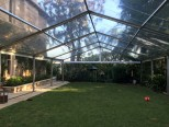 Free standing Marquee & Roof lining