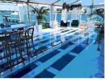 Pool Cover's Timber & Perspex