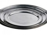 Stainless Steel Platters & Bowls