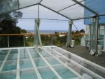 CLEAR ROOF HOECKER STRUCTURES 6M SERIES