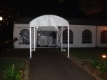MARQUEE 10` BY 10` OR 3M BY 3M   STEEPLE IN WHITE