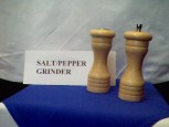 Small timber grinders